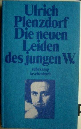 Die neuen Leiden des jungen W. Suhrkamp-Taschenbücher: Plenzdorf, Ulrich: