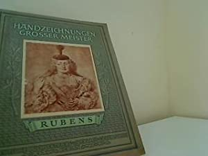 Handzeichnungen großer Meister: Pieter Paul Rubens, Acht: Heinrich Leporini, Herausgeber: