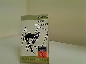 Der Prozess : Roman. Mit e. Nachw.: Kafka, Franz: