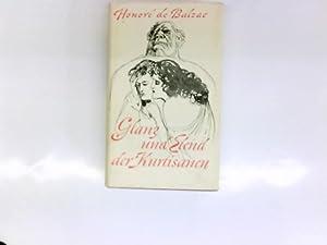 Glanz und Elend der Kurtisanen: de Balzac, Honore: