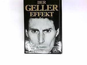 Der Geller-Effekt. & Guy Lyon Playfair. Aus: Geller, Uri and