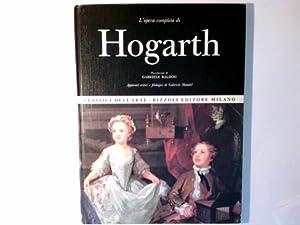 L'opera pittorica completa di Hogarth.: Baldini, Gabriele und