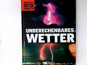 Unberechenbares Wetter.: Peters, Joachim Übers.