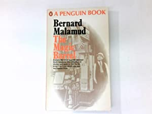 The Magic Barrel. Stories.: Malamud, Bernard: