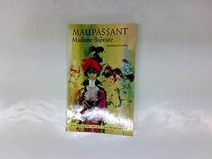 Madame Baptiste und andere Novellen.: de Maupassant, Guy: