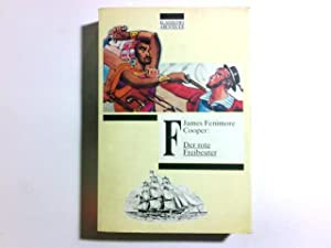 Der rote Freibeuter. [Ill.: Franz Berthold]: Cooper, James Fenimore: