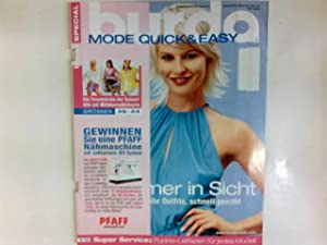 Burda Mode Quick & Easy. Burda Special. E785.