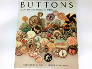 Buttons. Signiert vom Autor. Signed by the Author.