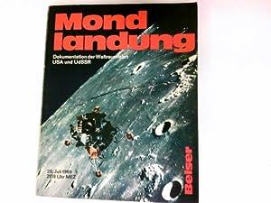 Mondlandung : Dokumentation d. Weltraumfahrt USA u.: Maegraith, Michael: