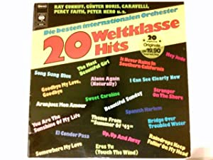 Die besten internationalen Orchester Vinyl record Vinyl-LP