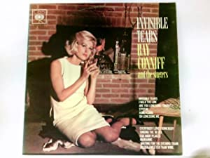 Conniff, Ray Invisible Tears LP Vinyl
