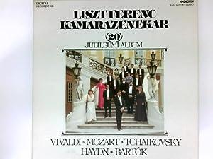 LISZT FERENC KAMARAZENEKAR Jubileumi Album 3 LP: Liszt, Ferenc und
