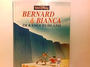 Bernard u. Bianca im Känguruhland. Walt Disney.