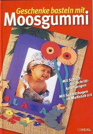 Geschenke basteln mit Moosgummi: Mixing: