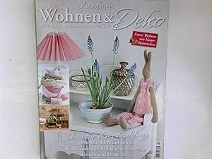 Landidee Wohnen & Deko; Heft März/April 2012