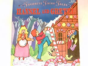 Hansel and Gretel : Favorite Fairy Tales.: Larkin, Rochelle, Alan