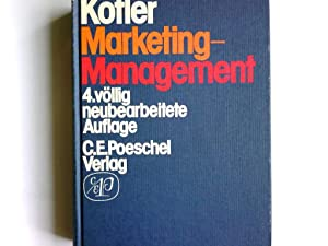Marketing-Management.: Kotler, Philip::