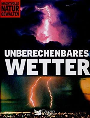Unberechenbares Wetter. [Übers.: Joachim Peters. Red.: AFR-Text-Edition],: Peters, Joachim: