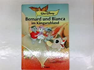 Bernard und Bianca im Känguruhland. Walt Disney.