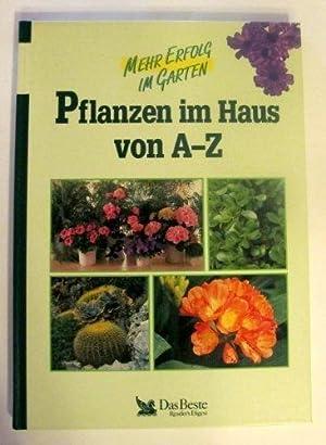 3870705388 pflanzen im haus von a z abebooks. Black Bedroom Furniture Sets. Home Design Ideas