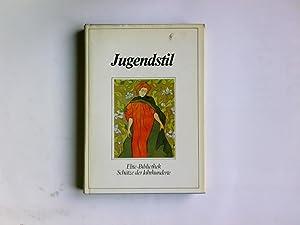 """Jugendstil : nach """"Il liberty"""" von Renato: Scheidt, Bernd und"""