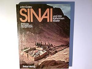 Das Katharinenkloster auf dem Sinai.: Galey, John: