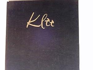 Klee. Spring art books: Lynton, Norbert: