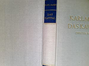 Das Kapital : Kritik d. polit. Ökonomie.: Marx, Karl: