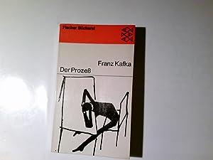 Der Prozess : Roman.: Kafka, Franz: