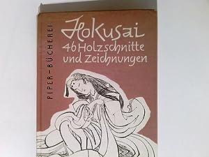 Hokusai. Ausw. u. Einf. v. Franz Winzinger: Katsushika, Hokusai und