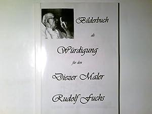 Bilderbuch als W|rdigung f|r den Diezer Maler