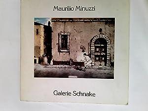 Maurilio Minuzzi : e. Ausw. d. Orig.-Radierungen,: Minuzzi, Maurilio und