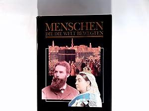 Mohammed. Königin Viktoria. Wilhelm Conrad Röntgen: Essad, Bey und