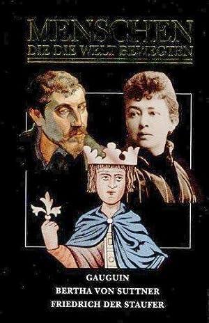 Gauguin. Bertha von Suttner. Friedrich der Staufer,: Perruchot, Henri und