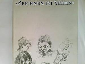 Zeichnen ist Sehen : Meisterwerke von Ingres: Geskó, Judit Hrsg.,