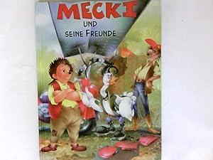 Mecki und seine Freunde: Claudia, Weiland: