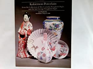 Kakiemon Porcelain from the Collection of Mrs.: Sotheby's: