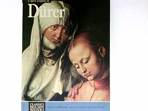 L'opera completa di Dürer : Zampa, Giogio: