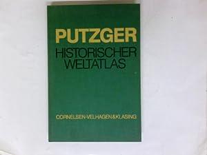 Historischer Weltatlas: Putzger: