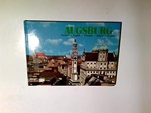 Augsburg: Deutsch, Englisch, Franzvsisch, Italienisch, Spanisch Stddtebildband: Schmid, Roland/M|ller, Helmut