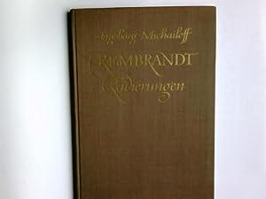 Rembrandt, Radierungen,: Michailoff, Ingeborg: