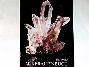 Das grosse Mineralienbuch.: Ladurner, Josef und
