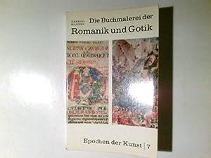 Epochen der Kunst; Bd. 7., Die Buchmalerei: Mandel, Gabriele, Hans