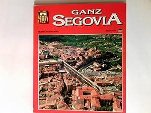 Ganz Segovia : deutsch: Herrero Sanz, María