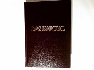 Das Kapital Buch 2., Der Zirkulationsprozess des: Engels, Friedrich und