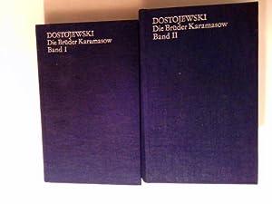 Die Brüder Karamasow. Roman in vier Teilen: Dostojewski, Fjodor und