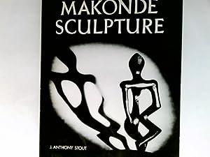 Modern Makonde Sculpture: Stout, J.A.: