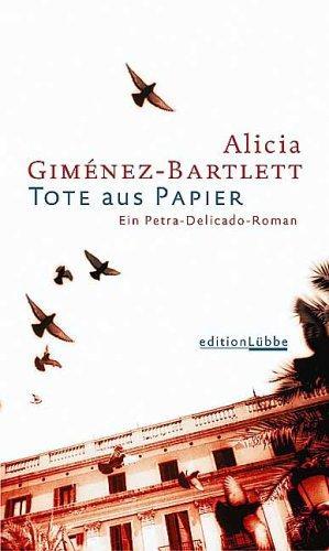 Tote aus Papier: Giménez-Bartlett, Alicia und