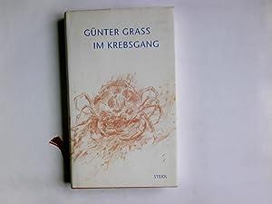 Im Krebsgang : eine Novelle.: Grass, Günter: