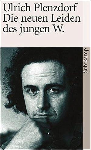 Die neuen Leiden des jungen W. Suhrkamp-Taschenbuch: Plenzdorf, Ulrich: